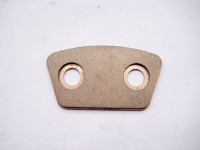 Sinter metal clutch pads