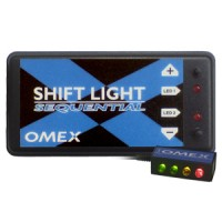 Shift light si Rev Limiter
