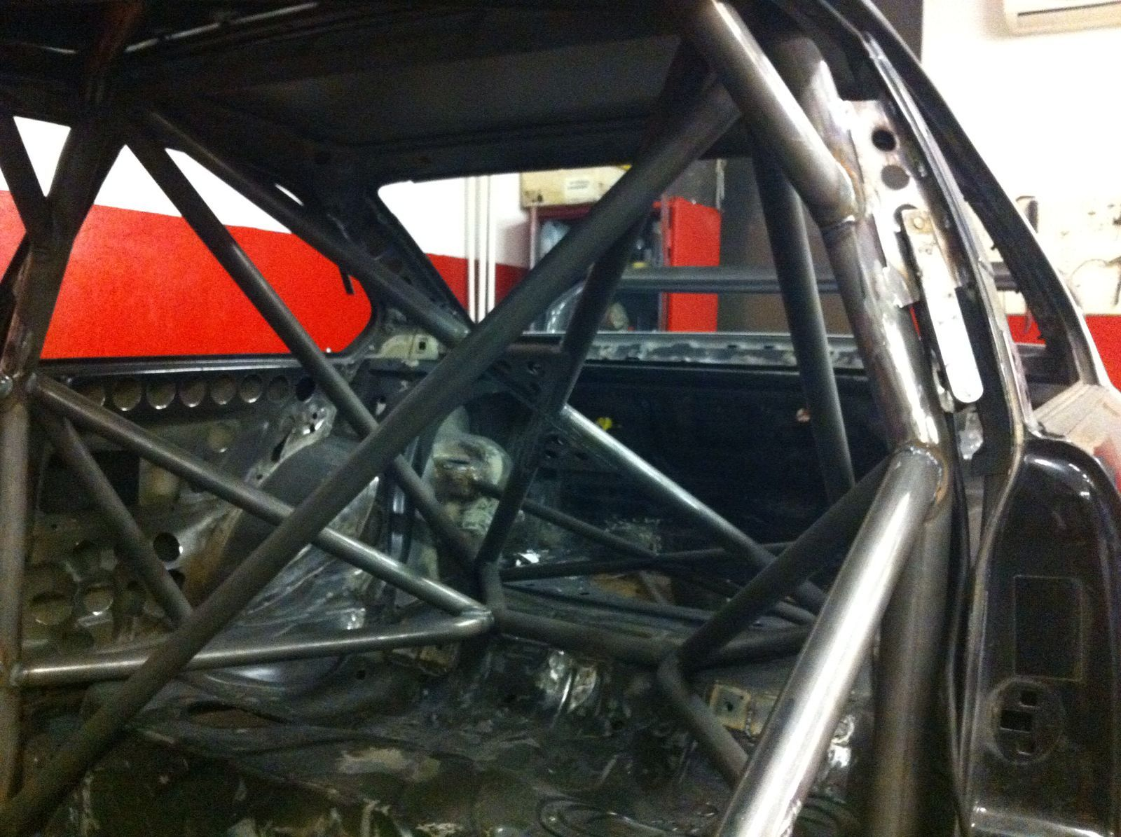 Rollcage Sparco BMW E36