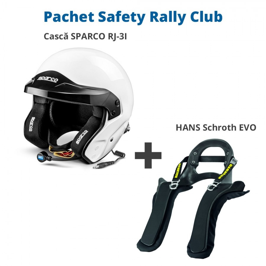 Pachet Safety Rally Club