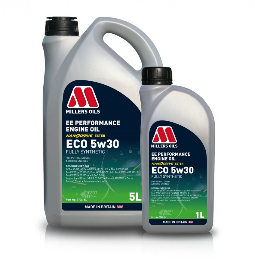 Millers Oils EE longlife Eco 5W-30  5Litri