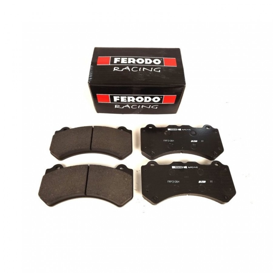 Ferodo DS2500 - placute fata