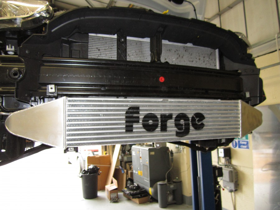 Intercooler marit Forge - Fiesta ST180
