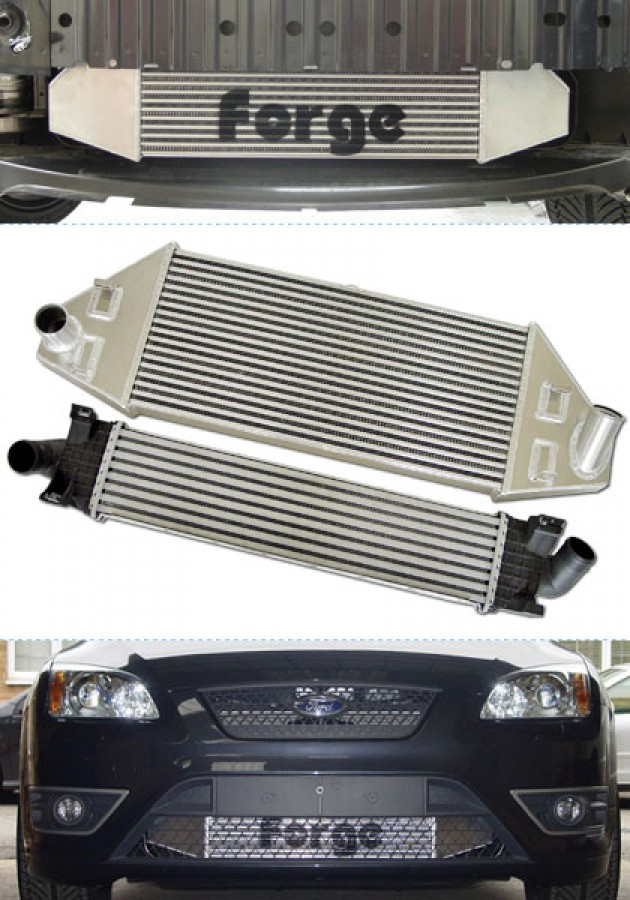 Kit intercooler Forge - Focus ST225