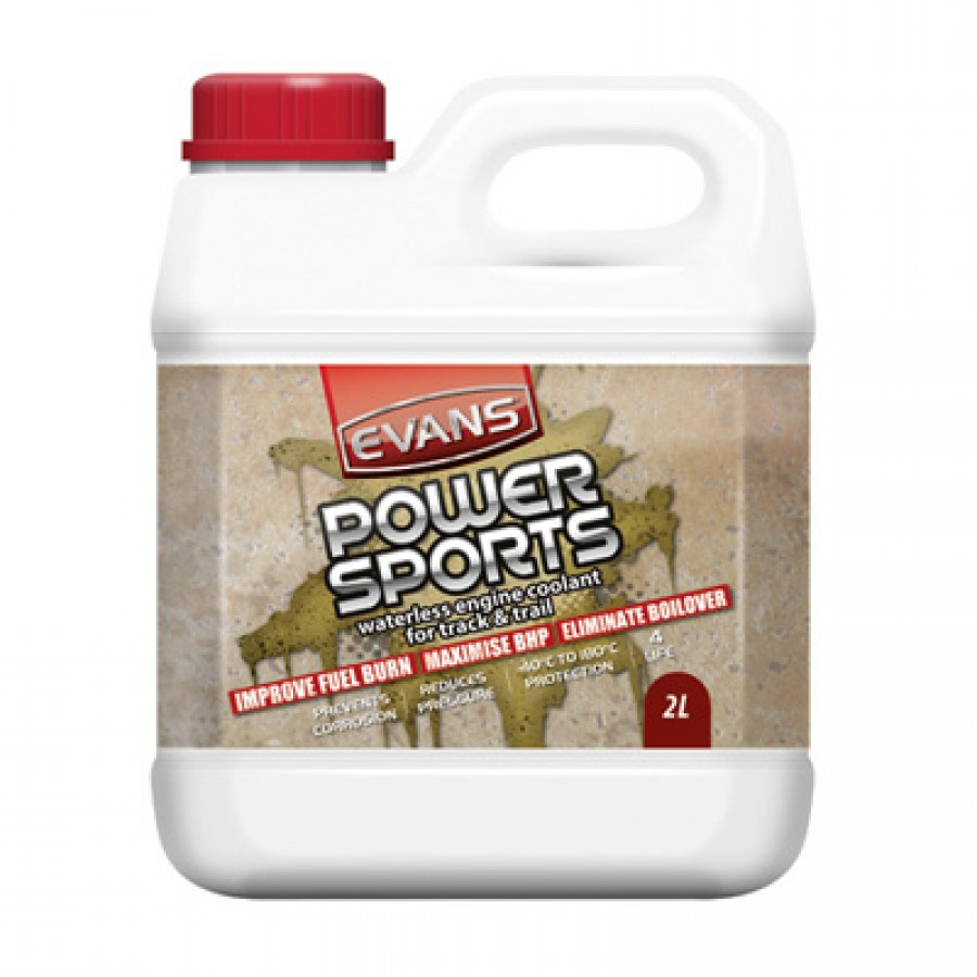 Evans Power Sports Cool 180 - 2Litri
