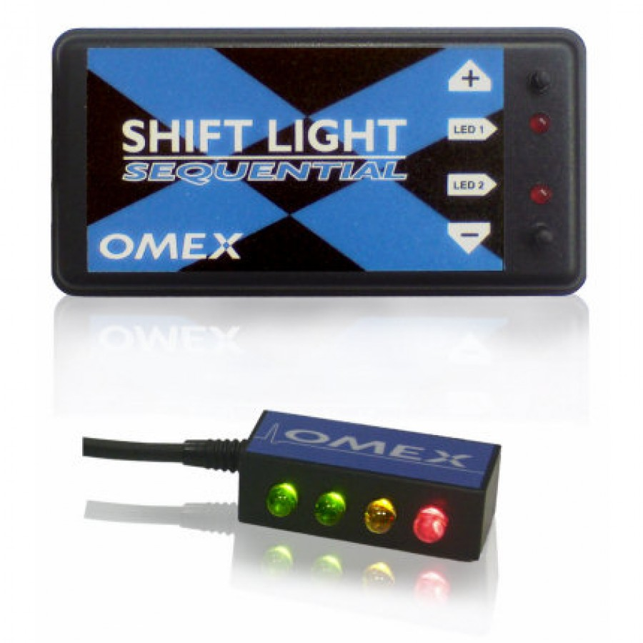 OMEX - Shift Light seqvential