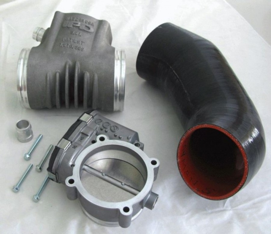 IPD competition plenum kit