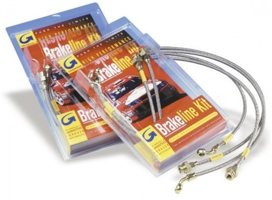 Goodridge - Set furtunuri frana 500Abarth