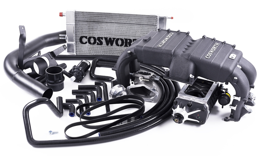 Cosworth Stage 2.0 Compresor kit - GT86