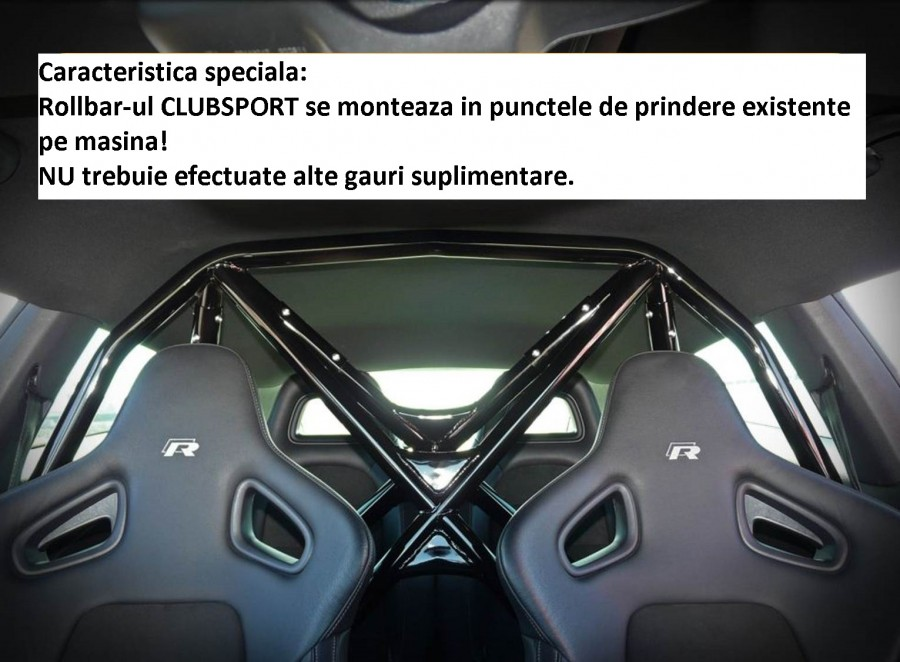Roll Bar Wiechers Clubsport - FN2