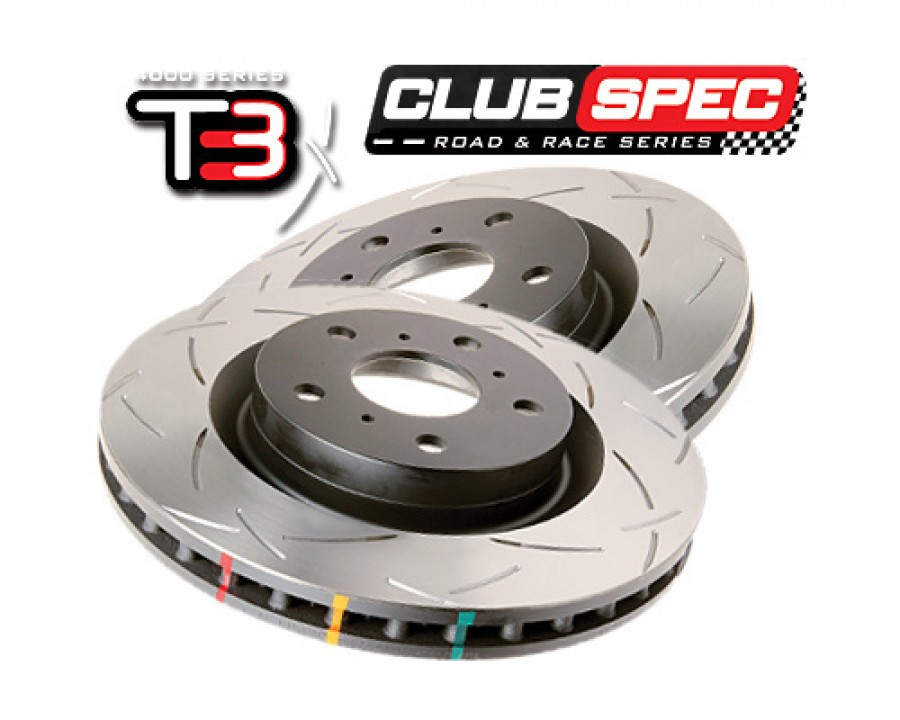 Discuri DBA 4000T3 fata - Civic Type-S