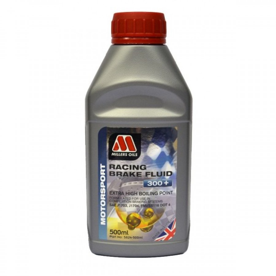 Millers Oils 300 Plus - 500ml