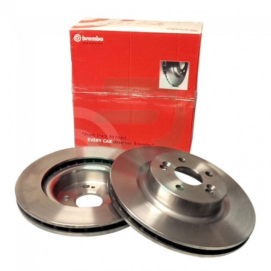 Discuri Brembo High Carbon - Clio 3RS
