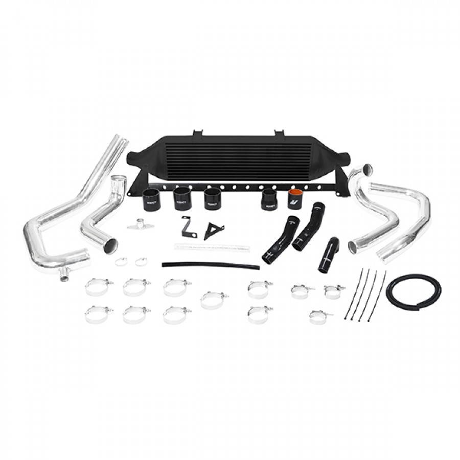 Mishimoto front mount intercooler kit - GDB