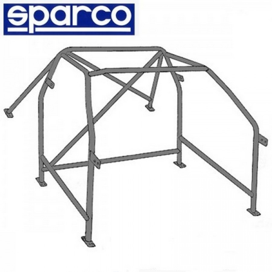 Rollbar Sparco - BMW E30 Coupe
