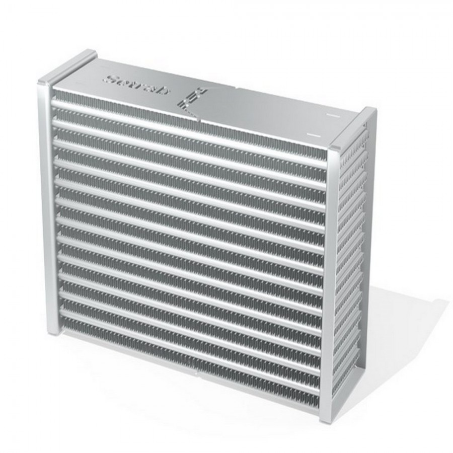 Miez intercooler Setrab Proline -  382 x 170 x 70mm
