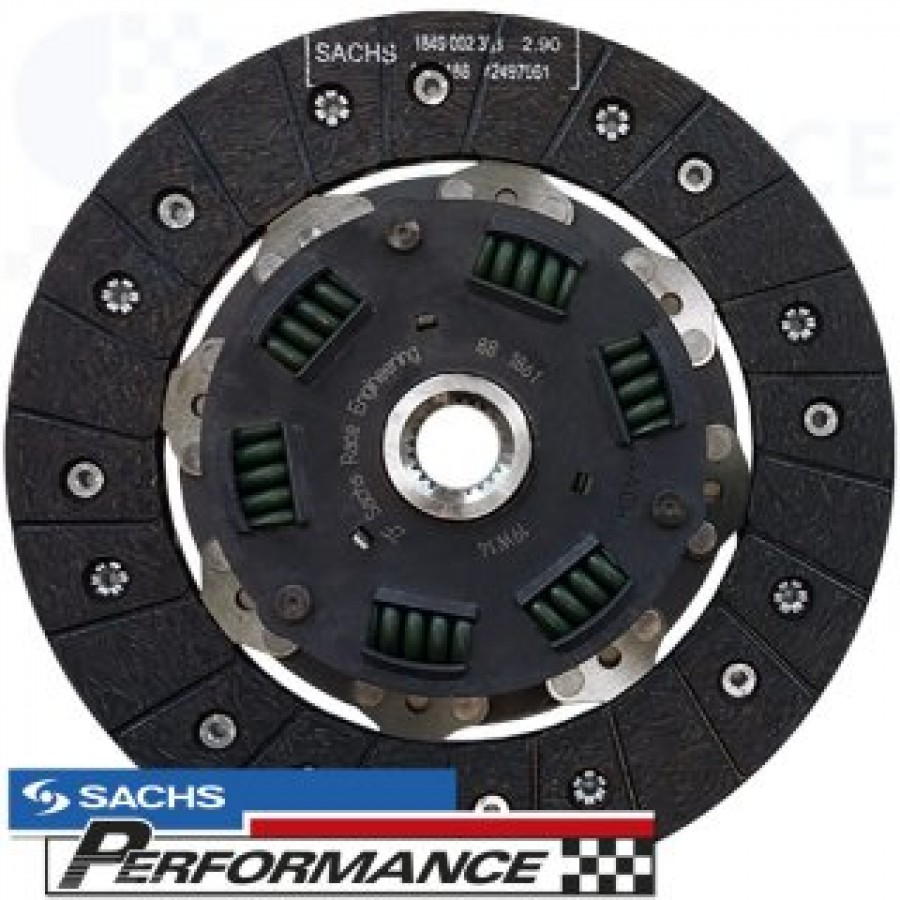 Sachs Performance disc organic intarit - Z20LET