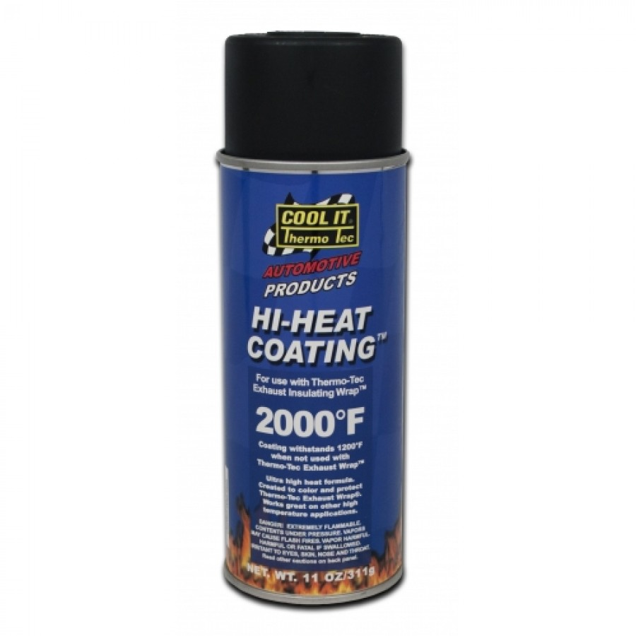 Thermo Tec Hi-Heat coating spray