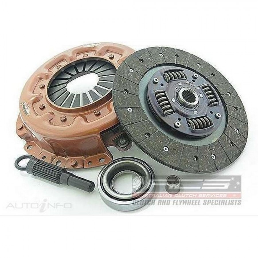 Xtreme Clutch - Kit heavy duty organic incl volanta