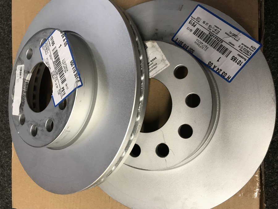 DISC FRANA OE VW