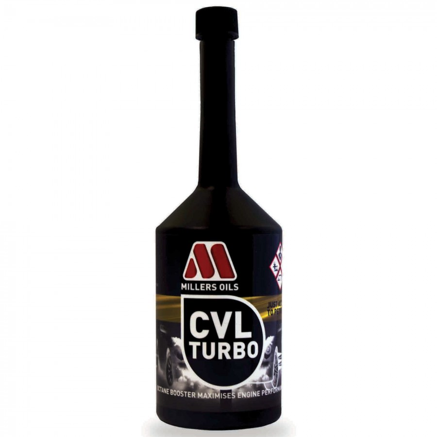 Millers Oils CVL Turbo aditiv benzina - 500ml