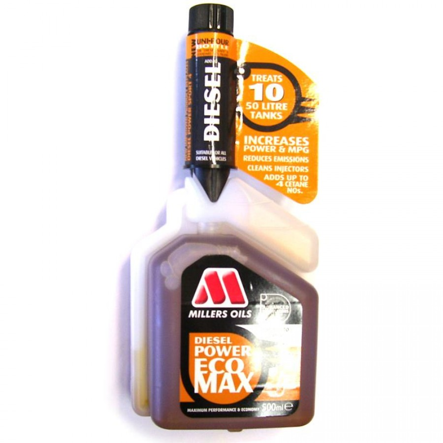 Millers Oils Diesel Power aditiv - 500ml